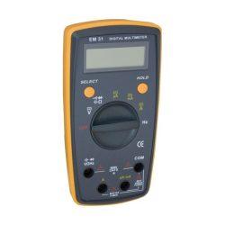 Digitális multimérő EM31 ELMARK
