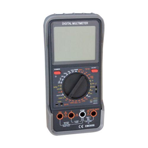 Digitális multiméter EM3058 ELMARK