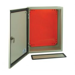 Fém elosztószekrény JXF 100/80/30 (fémszekrény) ELMARK
