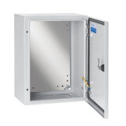 Fém elosztószekrény JXF 120/80/30 (fémszekrény) ELMARK