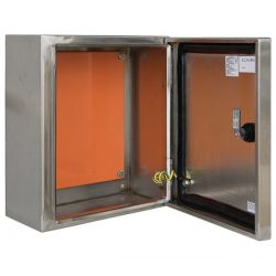 Rozsdamentes fém elosztószekrény SXF 60/40/20  (fémszekrény) ELMARK