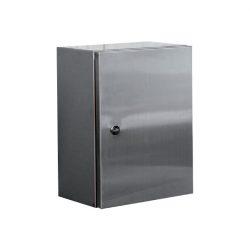 Rozsdamentes fém elosztószekrény SXF 100/80/30  (fémszekrény) ELMARK