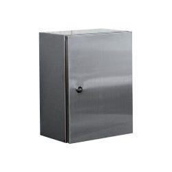 Rozsdamentes fém elosztószekrény SXF 120/80/30  (fémszekrény) ELMARK
