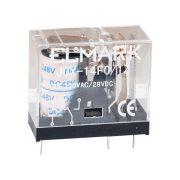 Ipari relé 14fC 24VDC ELMARK