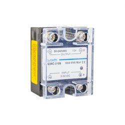 Ipari szilárdtest relé ZG3NC-2-20b 230VAC 20A 1P Elmark