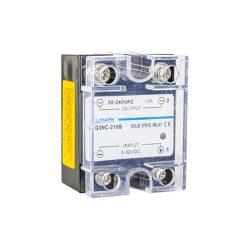 Ipari szilárdtest relé ZG3NC-2-25b 230VAC 25A 1P ELMARK