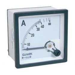 Ampermérő AC 0-100A ELMARK