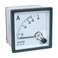 Ampermérő AC 0-200A ELMARK