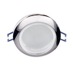 Fürdőszobai spotlámpa GU5.3 IP44 króm Elmark