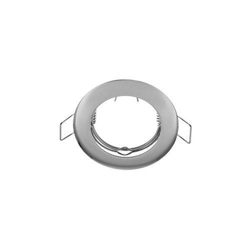 Beépíthető keret króm SA-70 MR16 ELMARK