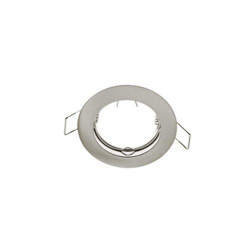 Beépíthető keret szatén nikkel SA-70 MR16 ELMARK