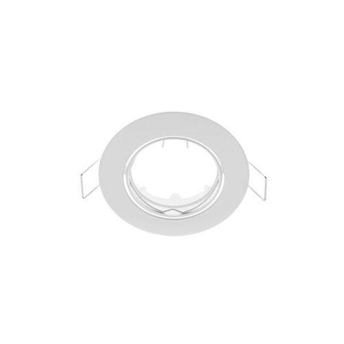 Beépíthető keret fehér SA-90 MR16 Elmark