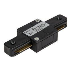 1 fázisú toldó adapter fekete Elmark