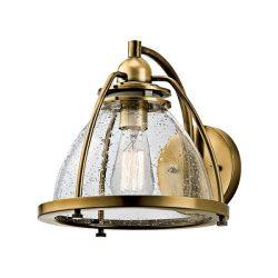 BRYAN fali lámpa 1XE27 arany ELMARK
