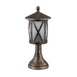 Erik lámpa 1XE27 antik réz Elmark