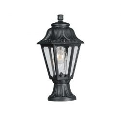 ANNA 120 LATERN STAND 1XE27 BLACK