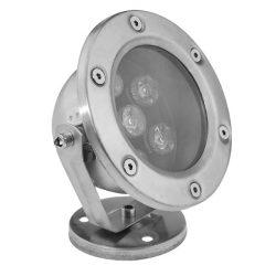 6x1W RGB Kültéri álló lámpa / medence világító LED IP68 ELMARK