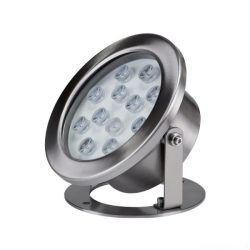 12x1W Kültéri álló lámpa / medence világító LED IP68 ELMARK