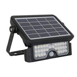 Napelemes reflektor mozgásérzékelővel 5W IP65 ELMARK