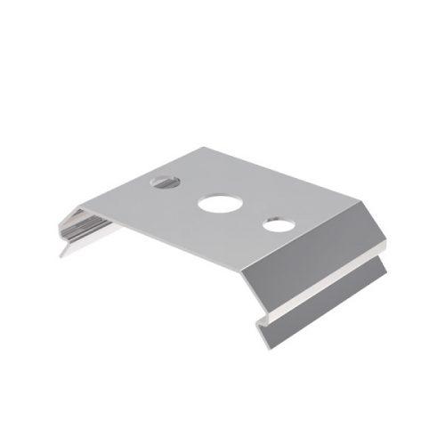 Kültéri rögzítő függesztő vezetékhez, DP66 és DP70 alumínium profilokhoz ELMARK