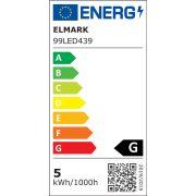 5,5W E14 230V természetes fehér LED égő R50 ELMARK