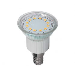 3W E14 230V meleg fehér LED égő  PAR16 ELMARK