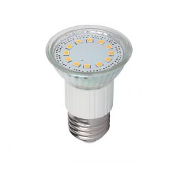 3W E27 230V meleg fehér LED égő PAR16 SMD2835 ELMARK