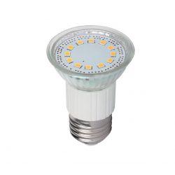 3W E27 230V meleg fehér LED égő PAR16 ELMARK