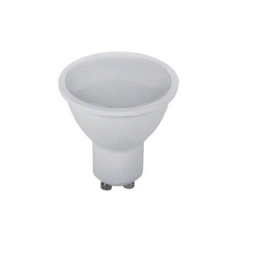 6,5W GU10 230V meleg fehér LED égő 120° ELMARK