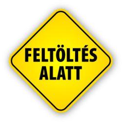6W GU10 230V piros LED égő 120° ELMARK