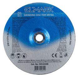 Csiszolókorong 115х6х22.2mm Elmark