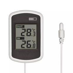 Digitális hőmérő vezetékes Emos