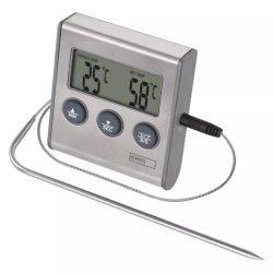 Digitális grillhőmérő időzítővel Emos