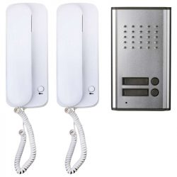 Kétlakásos audio kaputelefon Emos