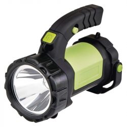 Akkumulátoros CREE+COB LED lámpa 5W 380lm Emos