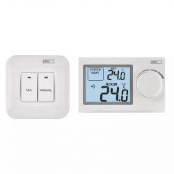 Vezeték nélküli termosztát Emos