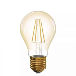LED IZZÓ VINTAGE A60 E27 4W WW+ EMOS