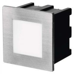 1.5W 4000K IP65 led irányfény beépíthető négyzet Emos