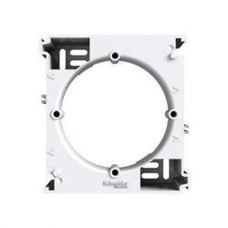 Schneider Asfora Egyes kiemelőkeret, fehér