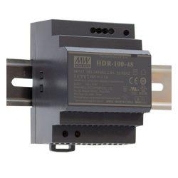 HDR-100-24/0-3,83A LED TÁPEGYSÉG Mean Well