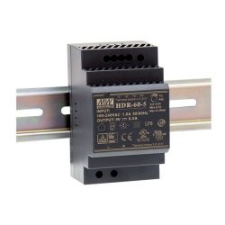 Mean Well HDR-60-12/0-4,5A LED TÁPEGYSÉG