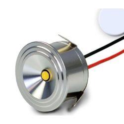 1x3W meleg fehér süllyesztett LED bútorvilágító IP54 700mA ISOLED