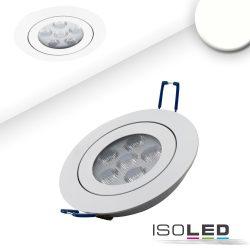 15W 4200K süllyesztett billenthető LED mélysugárzó dimmelhető 72° fehér ISOLED