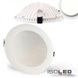 18W 4000K LUNA süllyesztett LED mélysugárzó dimmelhető 120° fehér ISOLED