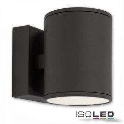 2xGx53 fali lámpa IP54 sötétszürke ISOLED