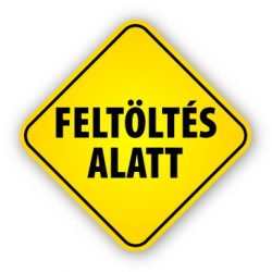 3W meleg fehér süllyesztett LED lámpa IP65 ezüst ISOLED
