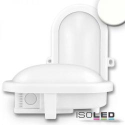 10W természetes fehér mennyezeti lámpa / hajólámpa IP44 fehér ISOLED