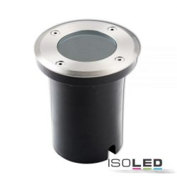 GU10 foglalatú taposólámpa kerek IP67 ISOLED