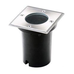 GU10 foglalatú taposólámpa négyzet IP67 ISOLED