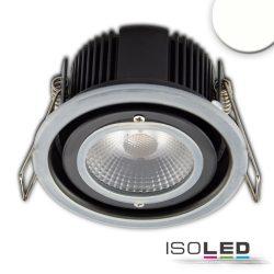 LED süllyesztett szpotlámpa,10W, IP65, semleges fehér,Push vagy Dali-dimmelhető (fedél nélkül)
